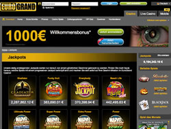 Eurogrand Screenshot 1