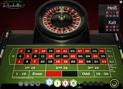 European Roulette Screenshot 1