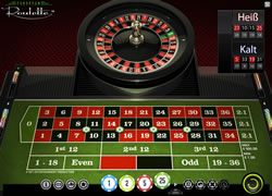 European Roulette Screenshot 2