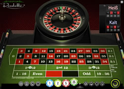 European Roulette Screenshot 4