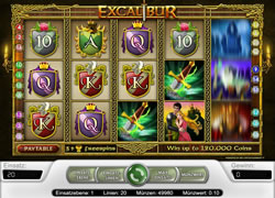 Excalibur Screenshot 2