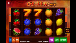 Explodiac Maxi Play Screenshot 1