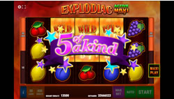 Explodiac Maxi Play Screenshot 4