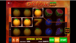 Explodiac Maxi Play Screenshot 7