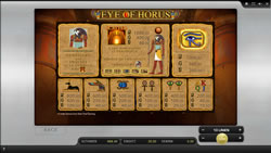 Eye of Horus Screenshot 3