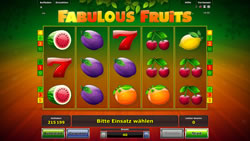 Fabulous Fruits Screenshot 1