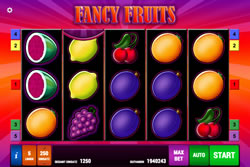 Fancy Fruits Screenshot 1