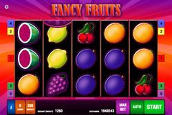 Fancy Fruits Screenshot 1