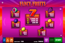 Fancy Fruits Screenshot 2
