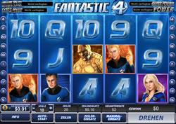Fantastic Four Screenshot 1