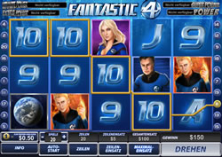 Fantastic Four Screenshot 12