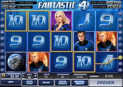 Fantastic Four Screenshot 12