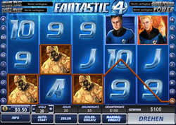 Fantastic Four Screenshot 14