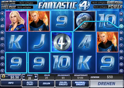 Fantastic Four Screenshot 17