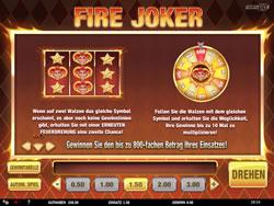 Fire Joker Screenshot 2