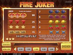 Fire Joker Screenshot 3