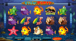Fish Party Screenshot 1