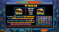 Fish Party Screenshot 2