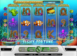 Fishy Fortune Screenshot 1
