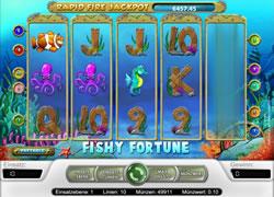 Fishy Fortune Screenshot 2