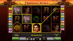 Flamenco Roses Screenshot 7