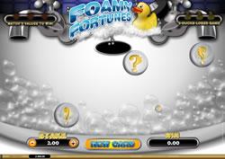 Foamy Fortunes Screenshot 1