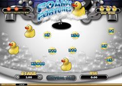 Foamy Fortunes Screenshot 4