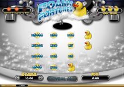 Foamy Fortunes Screenshot 6