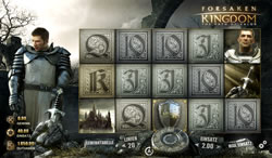 Forsaken Kingdom Screenshot 1