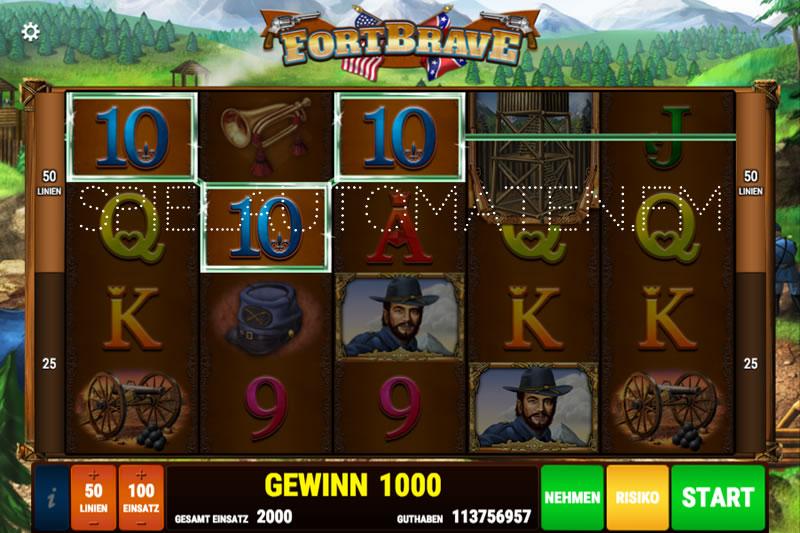 Spiele FortBrave - Video Slots Online