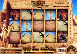 Fortune of the Pharaohs Screenshot 1
