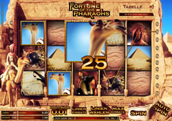Fortune of the Pharaohs Screenshot 10
