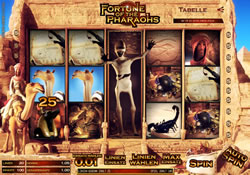 Fortune of the Pharaohs Screenshot 14