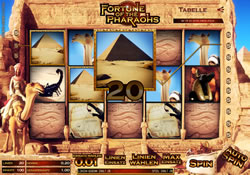 Fortune of the Pharaohs Screenshot 15