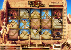 Fortune of the Pharaohs Screenshot 2