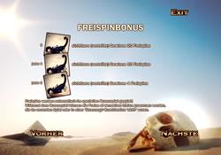 Fortune of the Pharaohs Screenshot 4