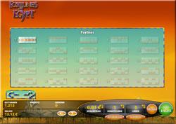 Fortunes of Egypt Screenshot 4