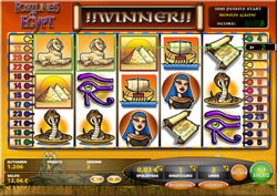 Fortunes of Egypt Screenshot 5