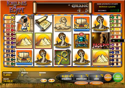 Fortunes of Egypt Screenshot 6