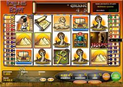 Fortunes of Egypt Screenshot 6