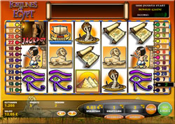 Fortunes of Egypt Screenshot 7