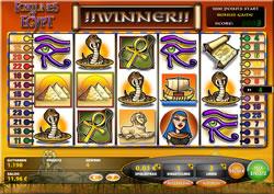 Fortunes of Egypt Screenshot 8