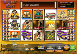 Fortunes of Egypt Screenshot 9