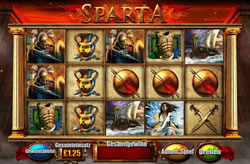 Fortunes of Sparta Screenshot 1