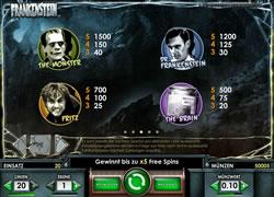 Frankenstein Screenshot 3