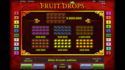 Fruit Drops Screenshot 3