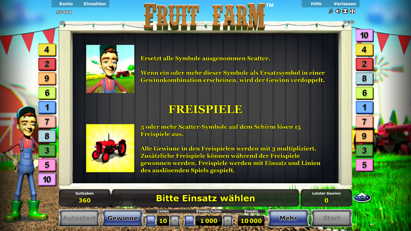 Fruit Farm Screenshot 4