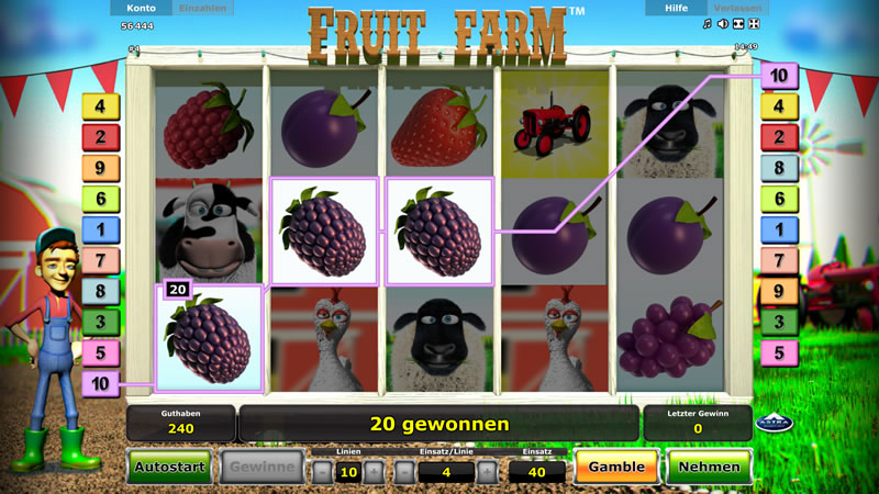 Fruit Farm Screenshot 6