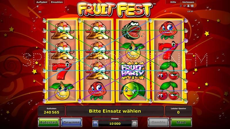 fruit fest
