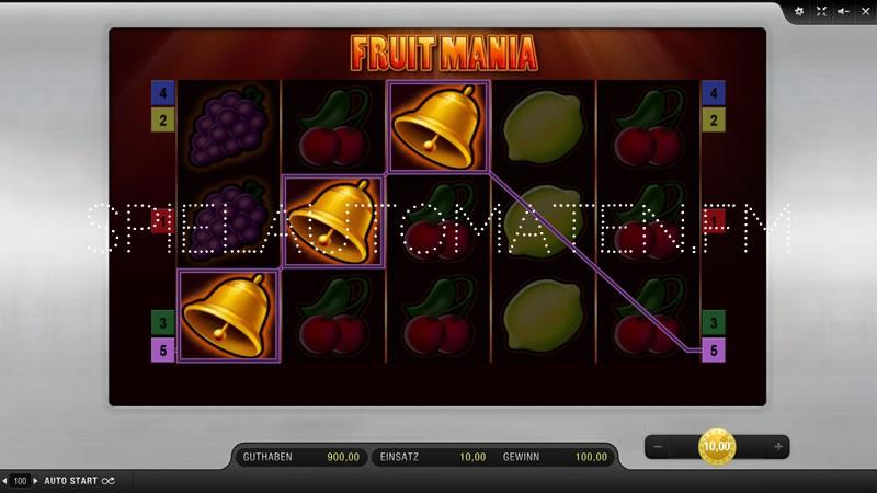 fruit mania spielen